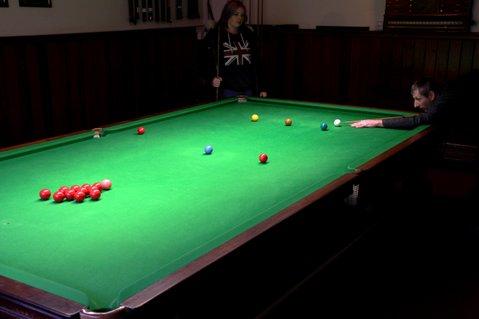Princes Risborough Snooker Club